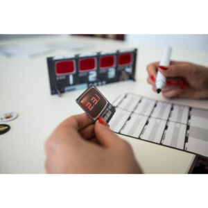 Декрипто - парти настолна игра - компоненти