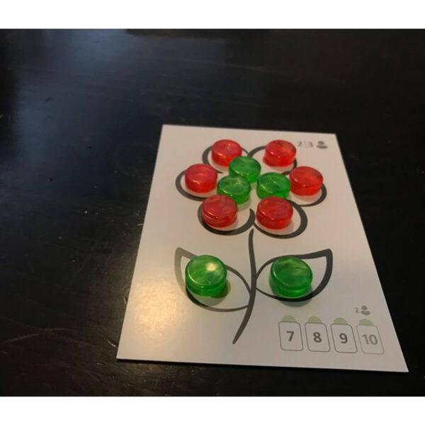 Letter Jam - кооперативна игра - компоненти