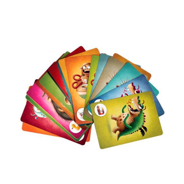 Лов на таласъми игрални карти