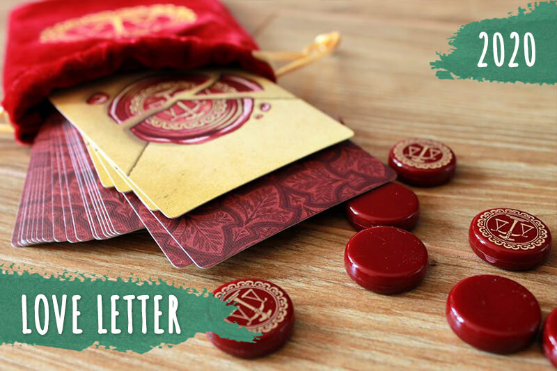 Love Letter българско изадание - настола игра
