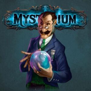 Mysterium - кооперативна игра - арт