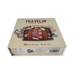 Travelin' New Edition - парти игра - кутия