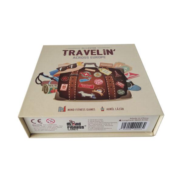 Travelin' New Edition - парти игра - кутия