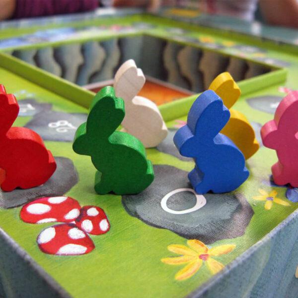 Игра със зайчета - Диксит