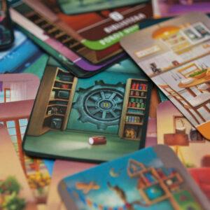 Дом Мечта - семейна настолна игра - карти
