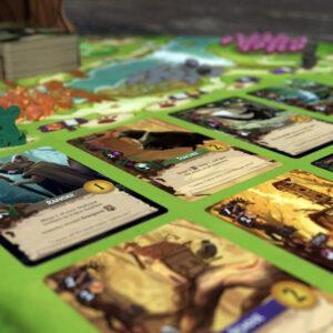 Everdell - стратегическа игра - компоненти