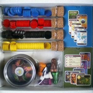 Пандемия - семейна настолна игра - кутия