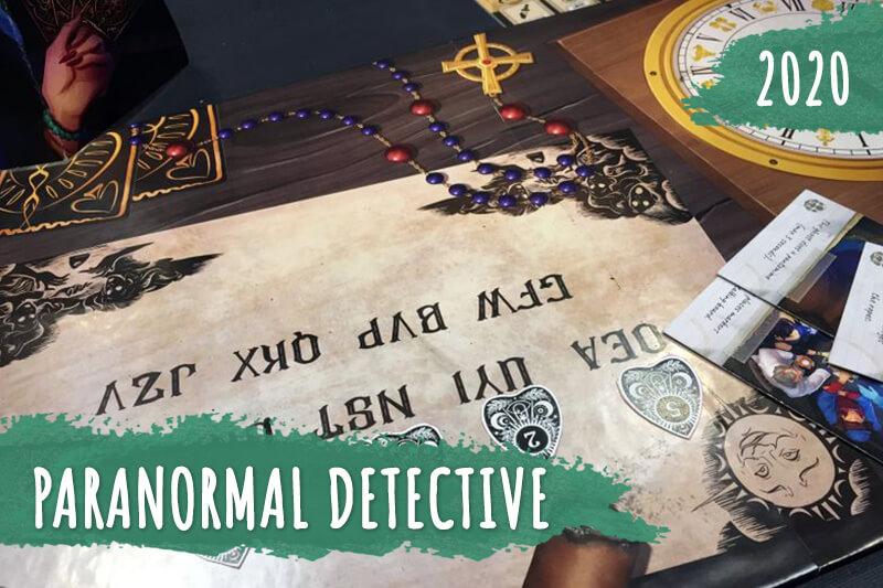 Paranormal detective настолна игра