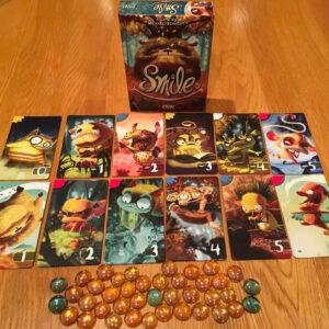 Smile - семейна игра - компоненти