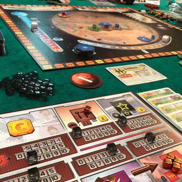 Игра Тераформирай Марс
