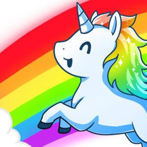 Unstable Unicorns - парти игра - арт