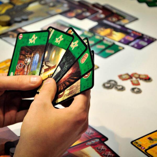 7 Wonders - стратегическа игра - карти