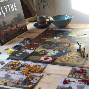 Scythe - стратегическа настолна игра
