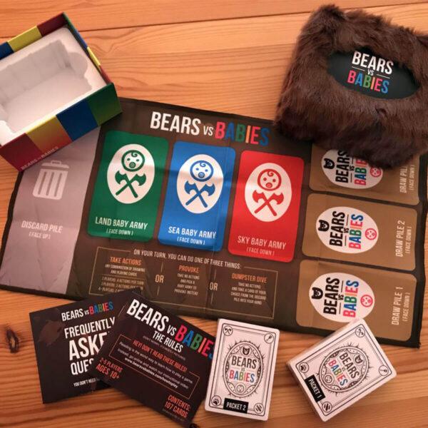 Bears vs Babies - парти игра