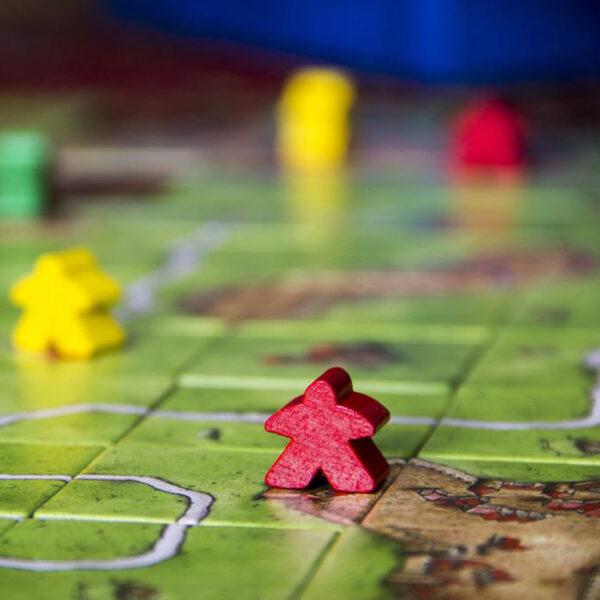 Каркасон - настолна игра