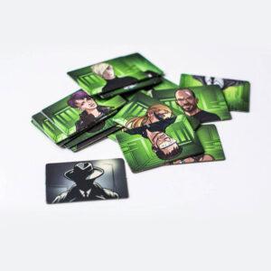 Кодови имена: Таднем - парти настолна игра - карти