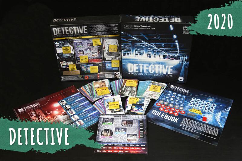 Detective настолна игра