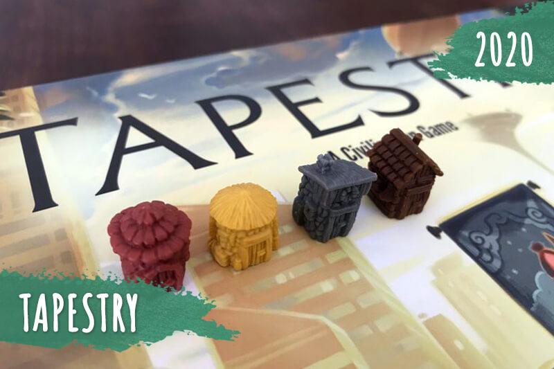 Tapestry настолна игра