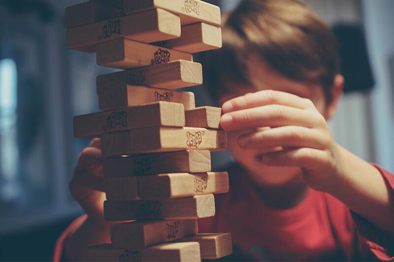 Настолни игри за деца