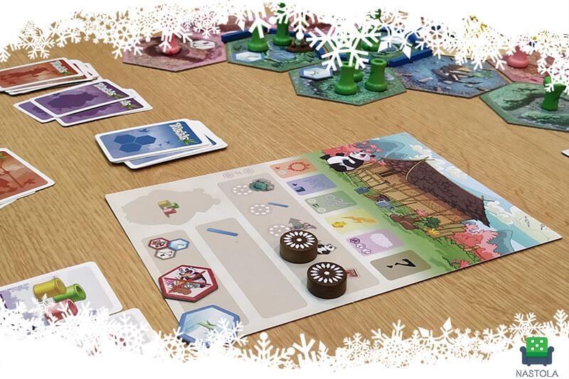 Семейни игри за подарък на Коледа