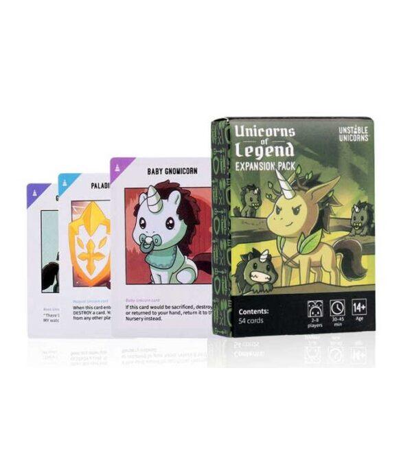 Unicorns of Legend Pack