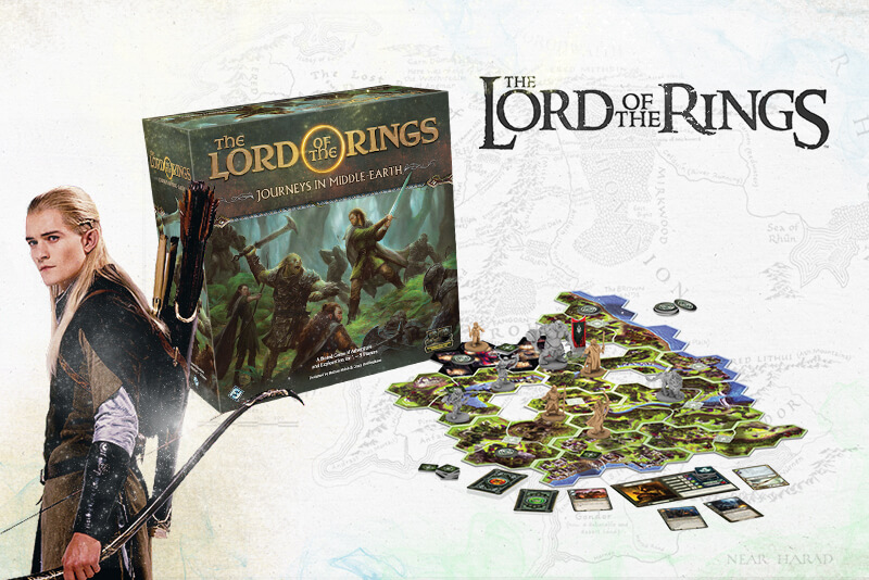 The Lord of the Rings игра