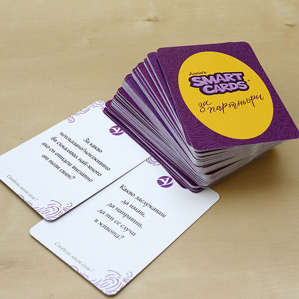 Annie's Smart Cards за двойки