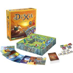 Dixit - Диксит настолна игра за цялото семейство
