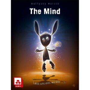 The Mind - семейна настолна игра