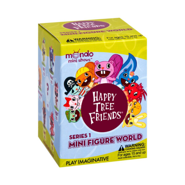 Фигурки Happy Tree Friends Серия 1
