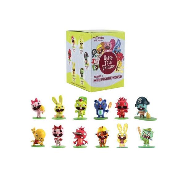 Happy Tree Friends мини играчки