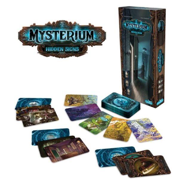 Mysterium Hidden Signs - компоненти