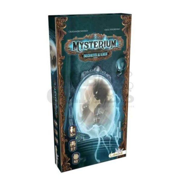 Mysterium Secrets and Lies Expansion - кутия