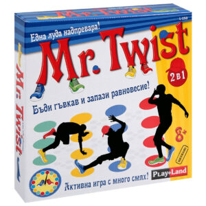 Mr. Twist игра