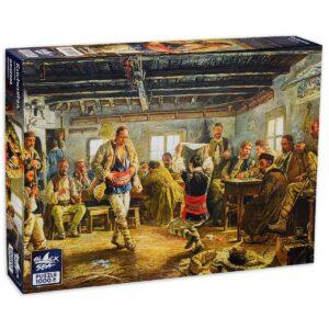 Ръченица - Български пъзел от 1000 части