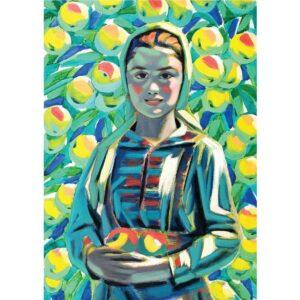 Картината на Владимир Димитров