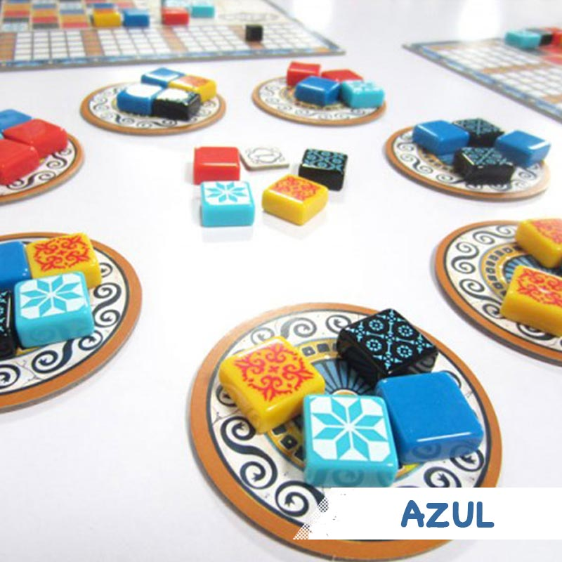 Азул настолна игра - 13+ семейни настолни игри
