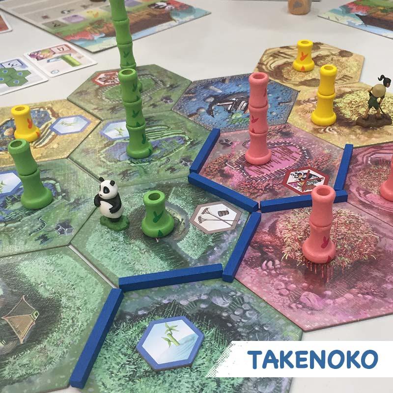 Такеноко - 13+ семейни настолни игри
