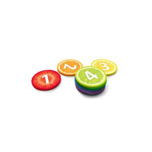 Игрални чипове за Буквен мармалад
