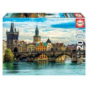 Гледка към Прага - кутия