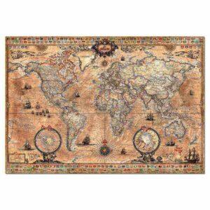 Антична карта на света - картина