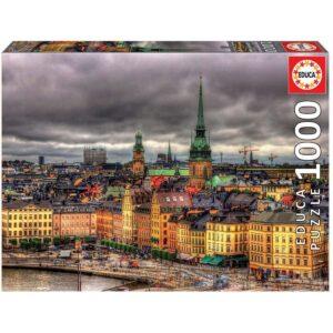 Гледка от Стокхолм - кутия