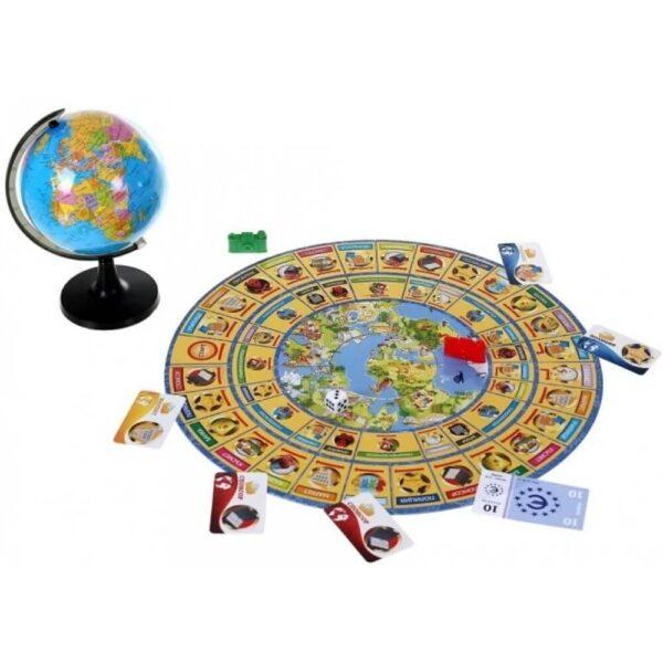 Околосветско пътешествие 2 - компоненти