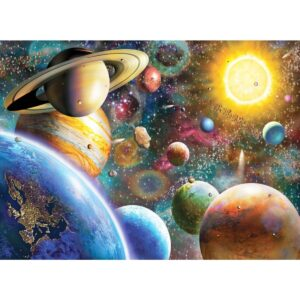 Планети в космоса - картина