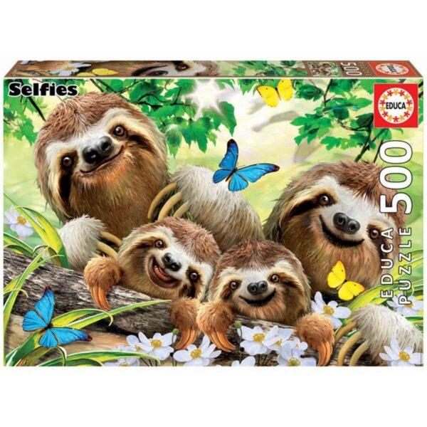 Селейство ленивци - кутия