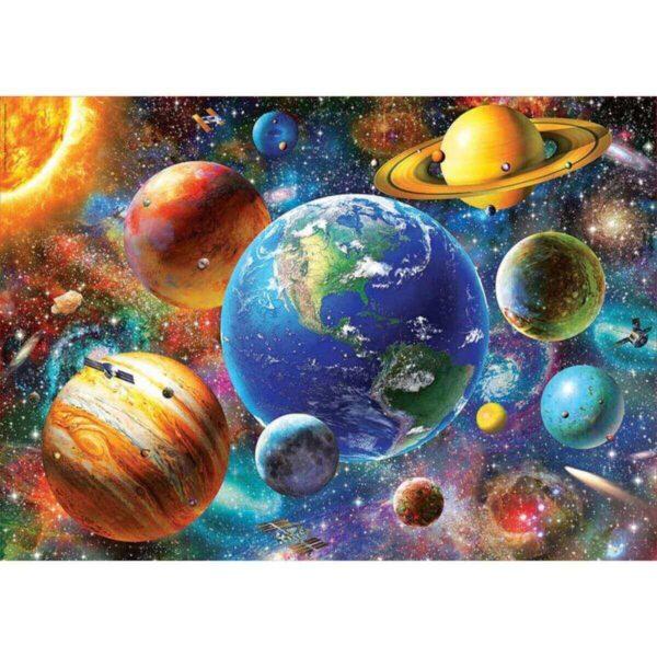 Слънчева система - картина