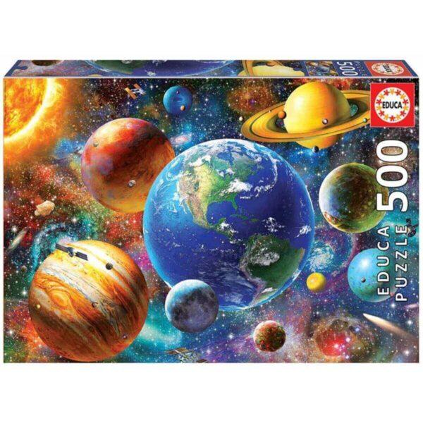 Слънчева система - кутия