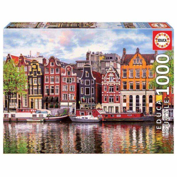 Танцуващите къщи, Амстердам - кутия