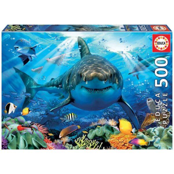 Великата бяла акула - кутия