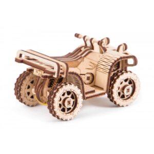 Дървен конструктор ATV